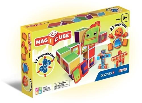 MagiCube Robots - 38 delig-1