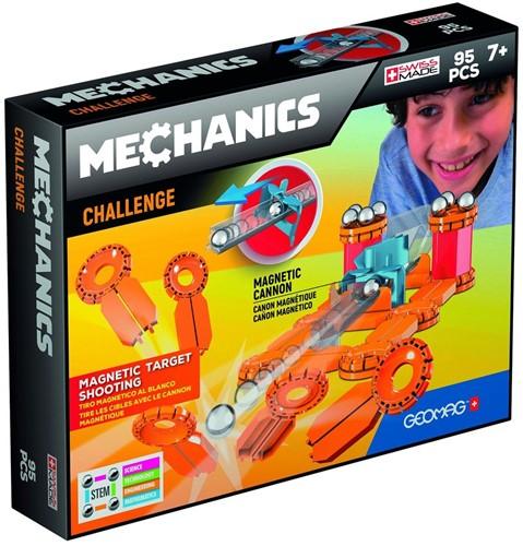 Geomag Mechanics - Challenge (95 delig)