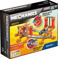 Geomag Mechanics Gravity - Magnetic Track (115 delig)
