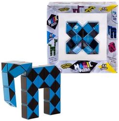 Magic Puzzle - Blauw