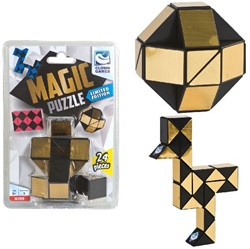 Magic Puzzle Kids - Goud