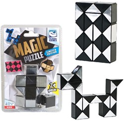 Magic Puzzle Kids - Zilver