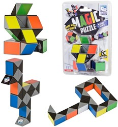 Magic Puzzel - Multi Colour