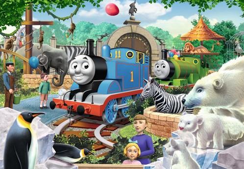 Thomas en zijn Vrienden Puzzel (2x24 stukjes)-2