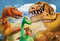 The Good Dinosaur Puzzel (2x24 stukjes)-3
