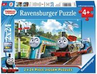 Thomas & Friends Puzzel (2x24 stukjes)-1