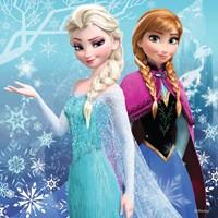 Disney Frozen - Avontuur in Winterland Puzzel (3x49 stukjes)-2