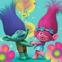 Trolls - Poppy's Vrolijke Wereld (3 x 49)-2