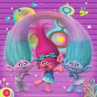 Trolls - Poppy's Vrolijke Wereld (3 x 49)-3
