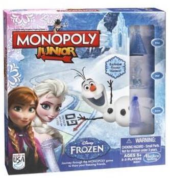 Monopoly Junior - Frozen (NL)