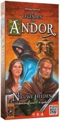 De Legenden van Andor: Nieuwe Helden Uitbr. 5/6-spelers