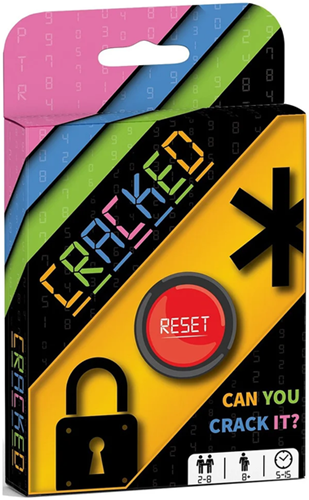 Cracked Card Game