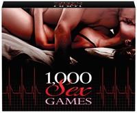 1000 Sex Games (Open geweest)