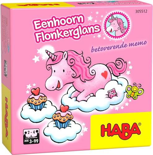 Eenhoorn Flonkerglans - Betoverende Memo