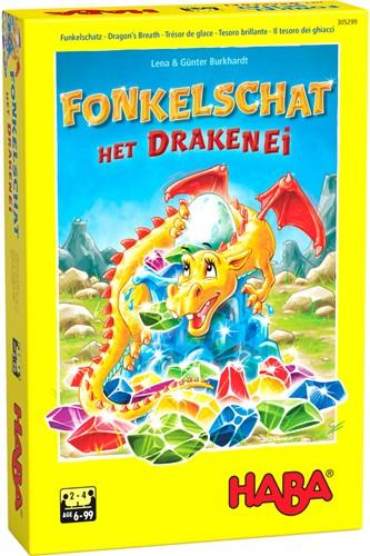 Fonkelschat - Het Drakenei