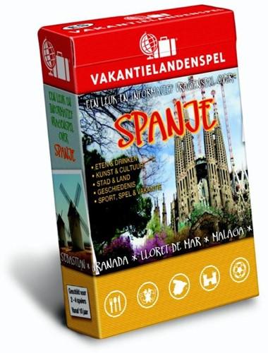 Vakantielandenspel Spanje