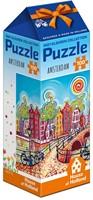 1001 Kleuren - Amsterdam Puzzel (100 stukjes)-1