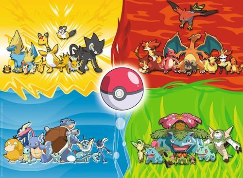Pokemon XXL Puzzel (150 stukjes)