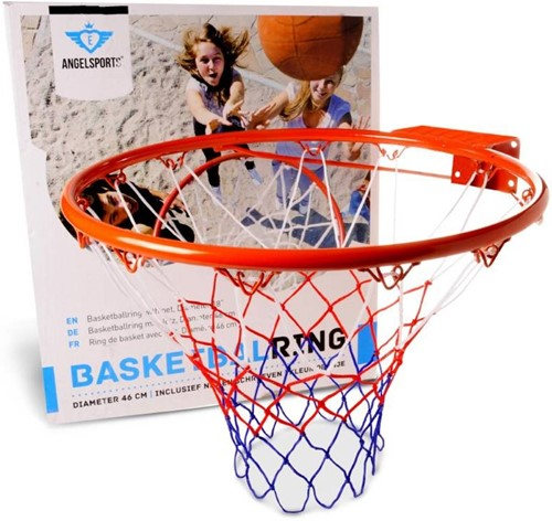 Basketbalring (46cm) (zonder net)