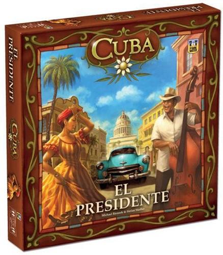 Cuba: El Presidente - Uitbreiding