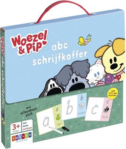 Woezel & Pip - ABC Schrijfkoffer
