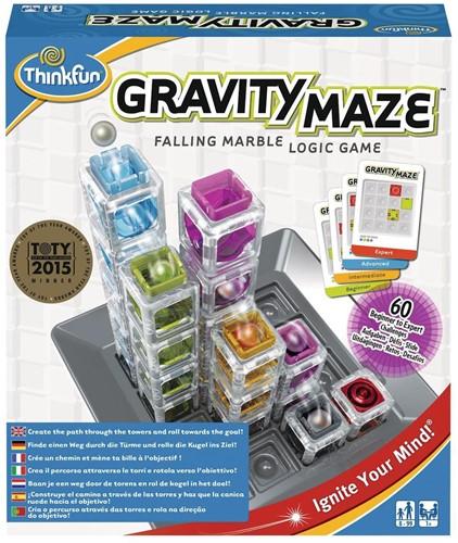 Gravity Maze- Breinbreker