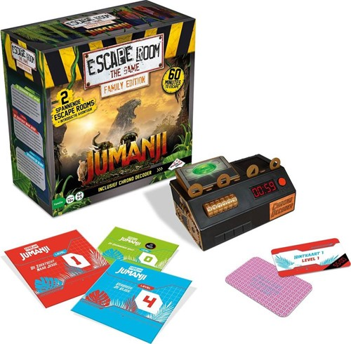 Escape Room: The Game Jumanji - Familie Editie-2