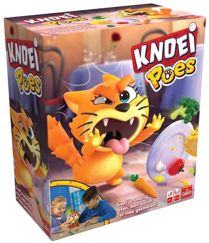 Knoeipoes - Kinderspel