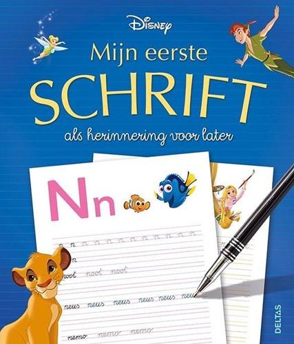 Disney - Mijn Eerste Schrift