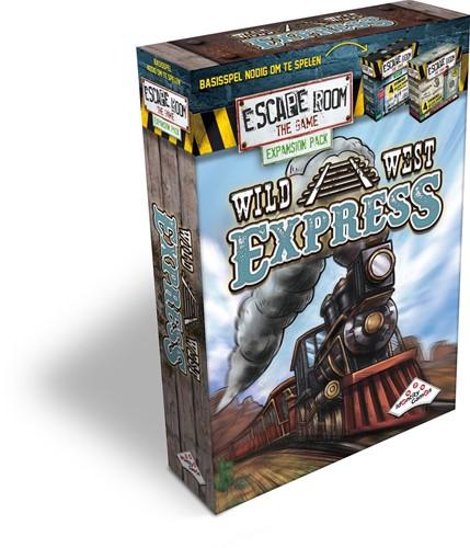 Escape Room - Wild West Express