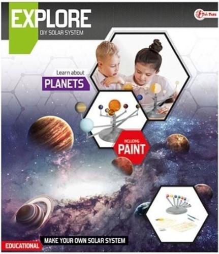 Explore Set - Zonnestelsel