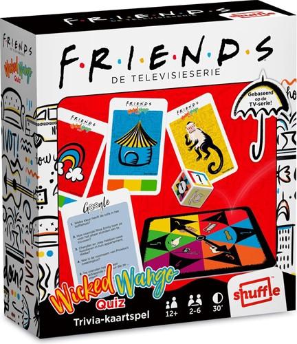 Friends - Wicked Wango Quiz