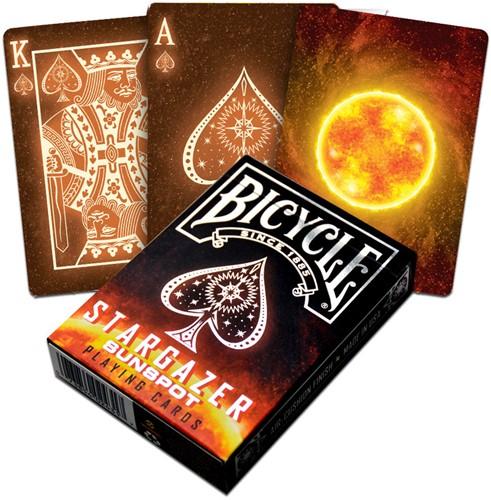 Bicycle Pokerkaarten - Stargazer Sunspot