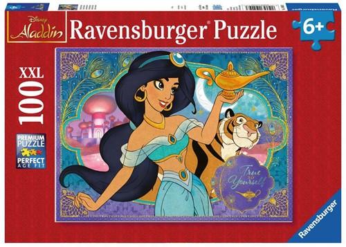 Disney Princess Jasmine Puzzel (100 XXL stukjes)