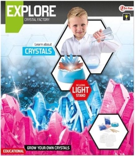 Explore Set - Kristallen Kweken