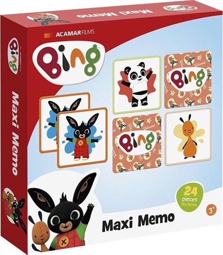 Bing - Maxi Memo