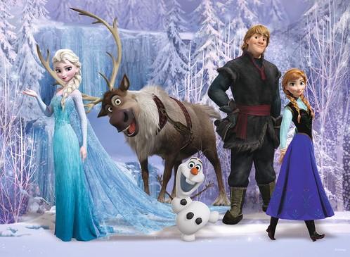 Disney Frozen XXL Puzzel (100 stukjes)-2