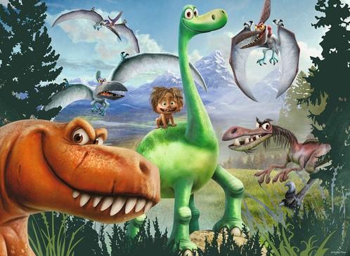 The Good Dinosaur XXL Puzzel (100 stukjes)-2