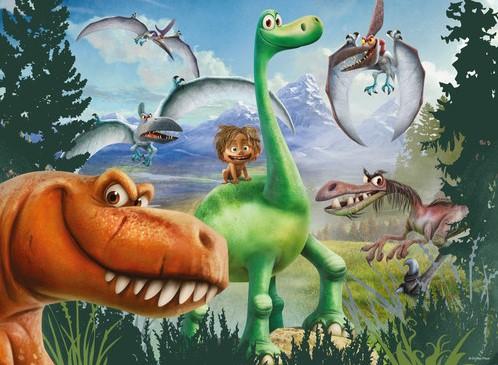 The Good Dinosaur XXL Puzzel (100 stukjes)-3