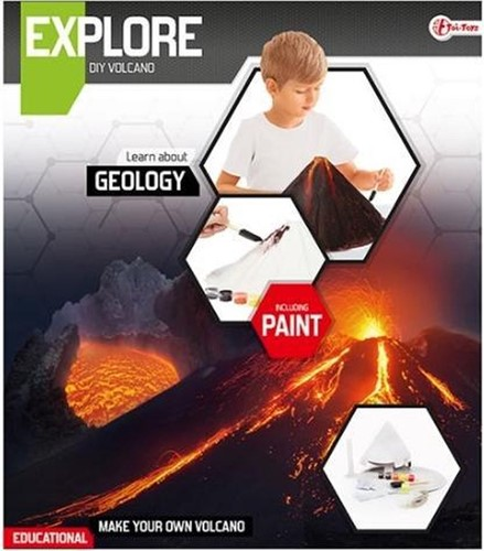 Explore Set - Vulkaan