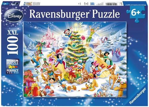 Disney Kerstavond Puzzel (100 XXL)
