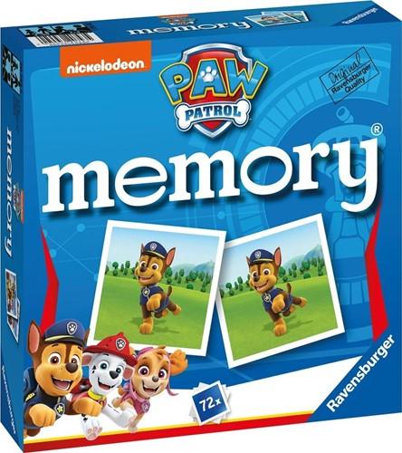 Paw Patrol - Memory