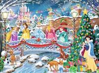 Disney Princess Kerst Puzzel (100 XXL)-2