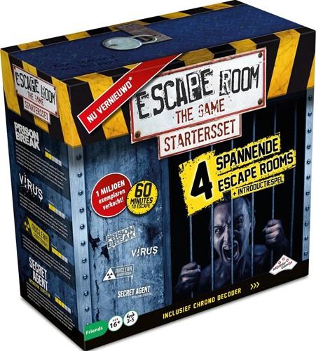 Escape Room Bordspel