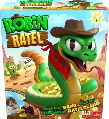 Robin Ratel - Kinderspel