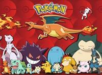 Pokemon XXL Puzzel (100 stukjes)-2