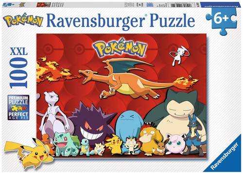 Pokemon Puzzel (100 XXL stukjes)
