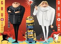 Gru, Dru en de Minions XXL Puzzel - Despicable Me 3 (100 stukjes)-2