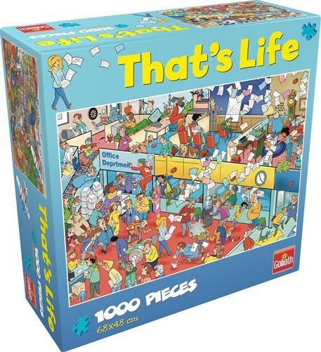 That's life - Office Puzzel (1000 stukjes)