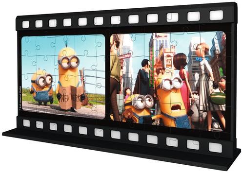 Filmstrook Minions 3D Puzzel (108 stukjes)-3